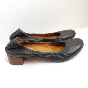 Anthro Jasper & Jeera Gilin block heels